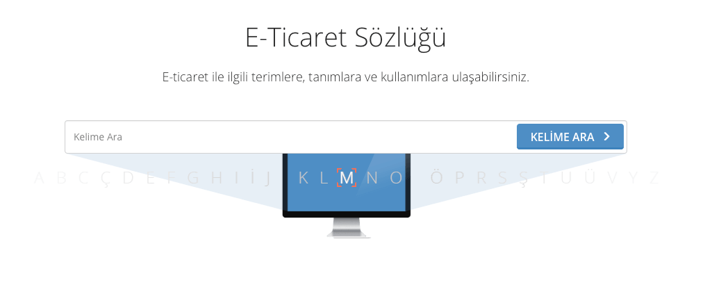 IdeaSoft E-ticaret Sözlüğü Yayında!