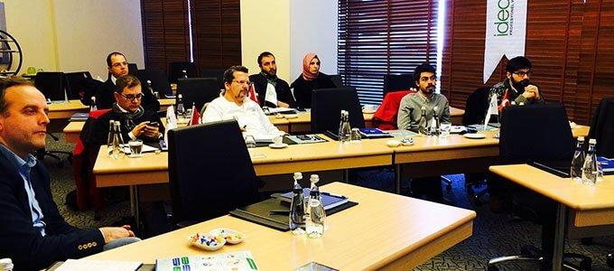 2015 ilk bayi toplantısı İstanbul Conrad Otel'de gerçekleşti.