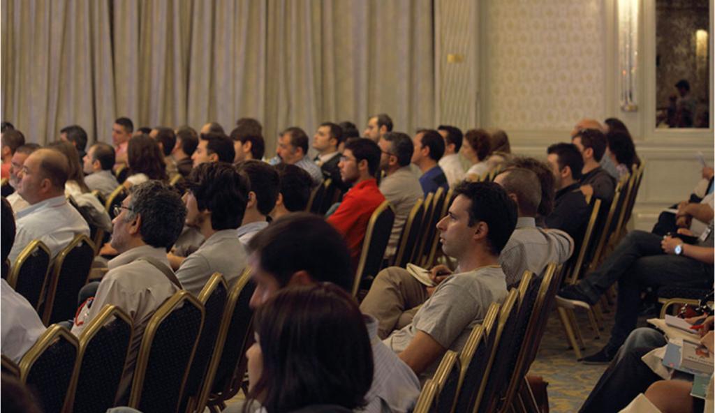 IdeaSoft bayileri Bursa Divan Otel'de bir araya geldi.