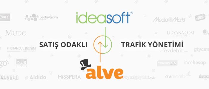 IdeaSoft - Alve iş ortaklığı