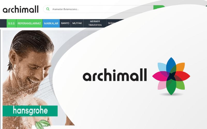 Archimall E-ticaret Sitesi