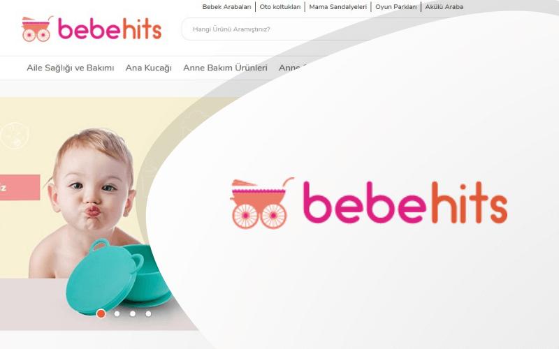 Bebe Hits E-ticaret Sitesi
