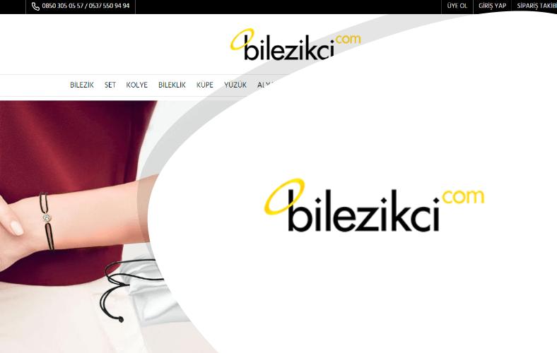 Bilezikçi E-ticaret Sitesi