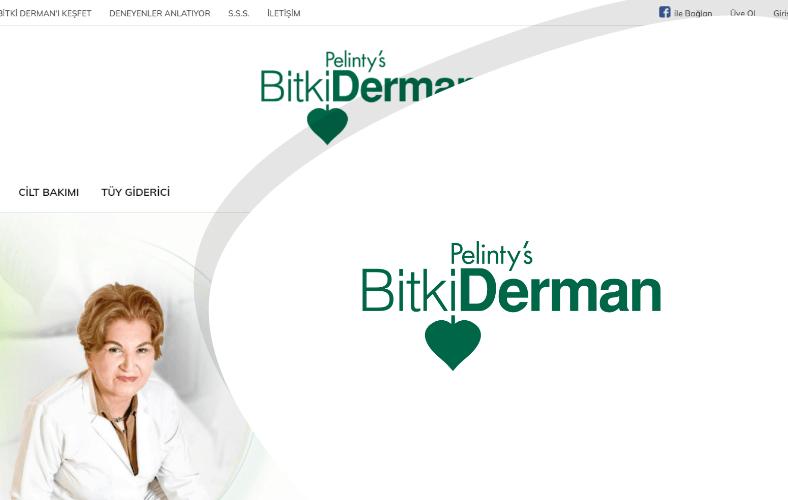 Bitki Derman E-ticaret Sitesi