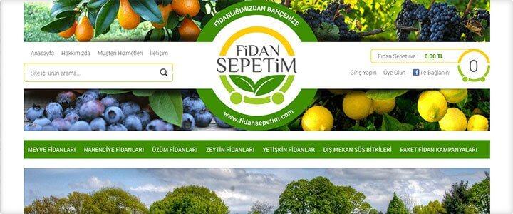 Fidan Sepetim