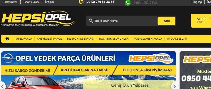 Hepsi Opel