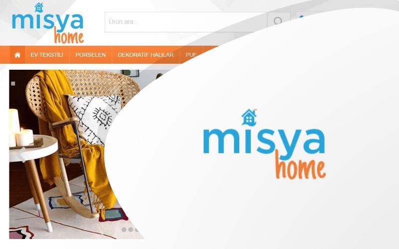 Misya Home E-ticaret Sitesi