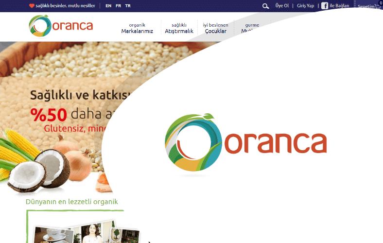 Oranca E-ticaret Sitesi