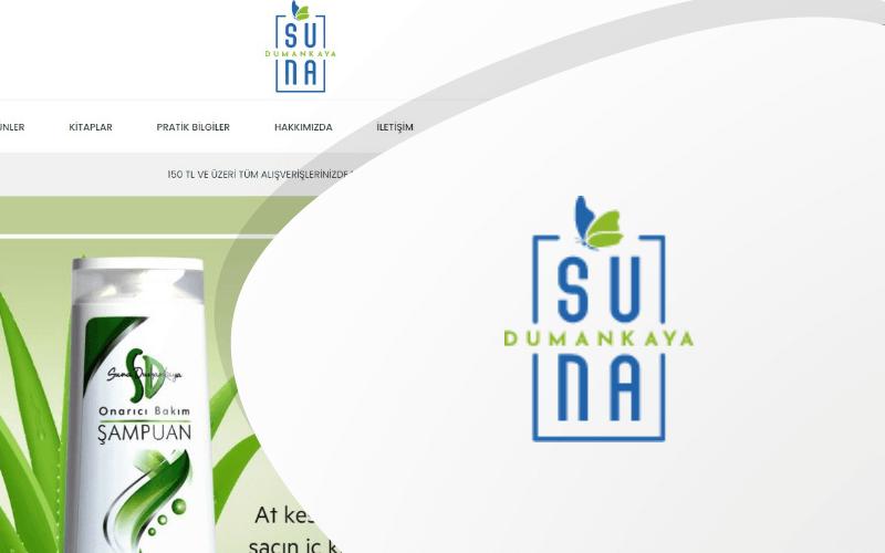 Suna Dumankaya E-ticaret Sitesi