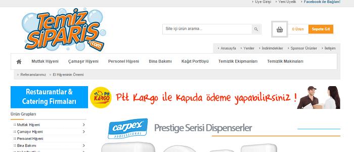temizsiparis.com