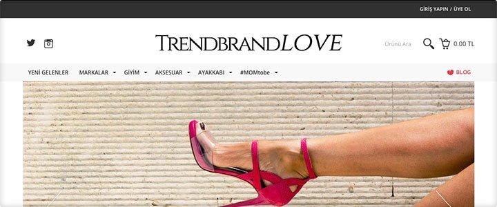 Trend Brand Love