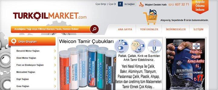 Turk Oil Market