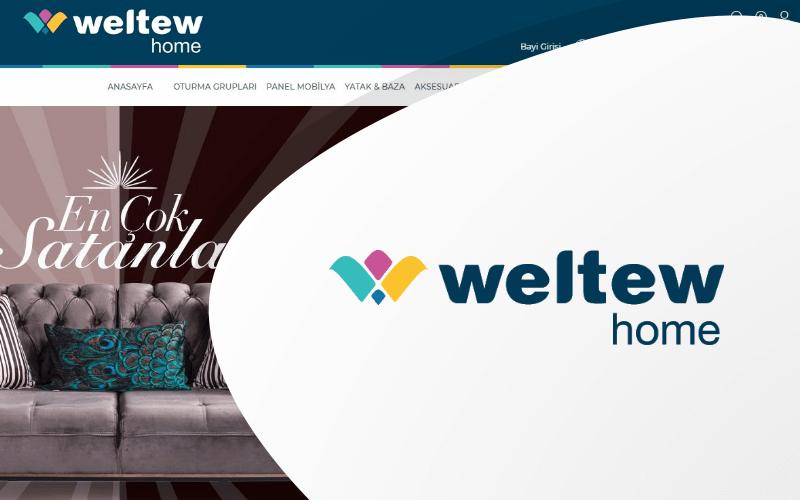 Weltew Mobilya E-ticaret Sitesi