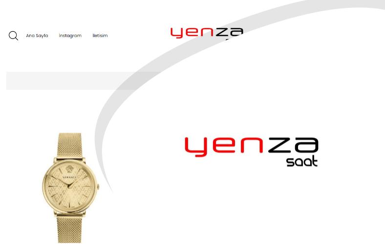 Yenza Saat E-ticaret Sitesi