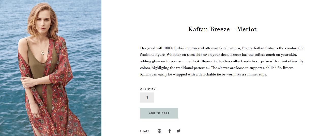 Ürün Sayfası