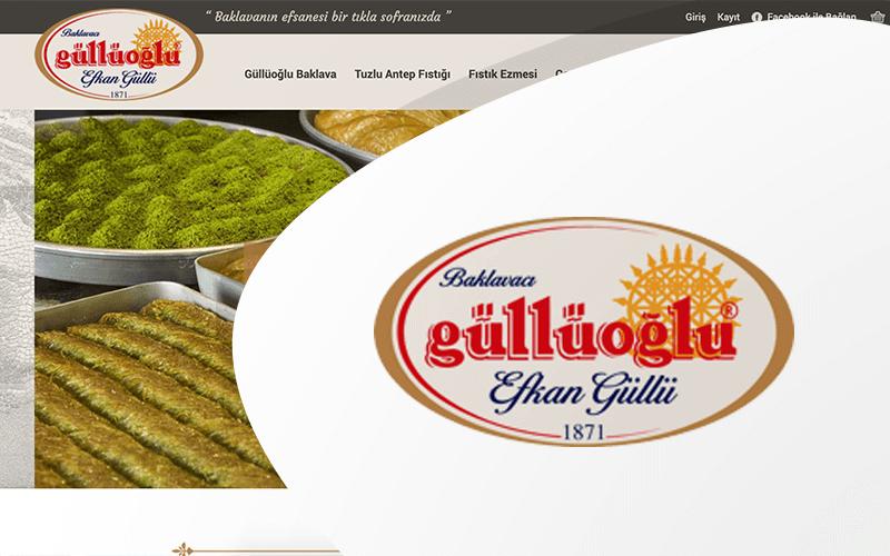 Güllüoğlu E-ticaret Sitesi