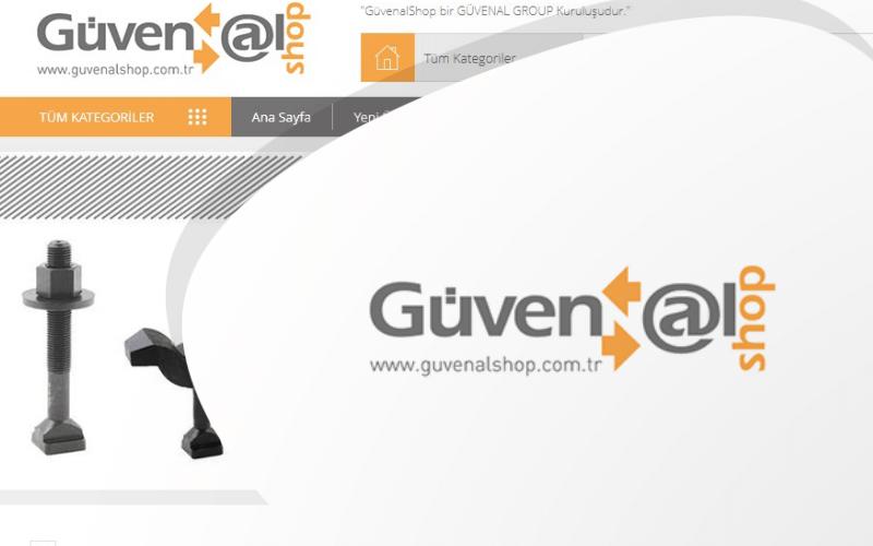 Güvenalshop E-ticaret Sitesi