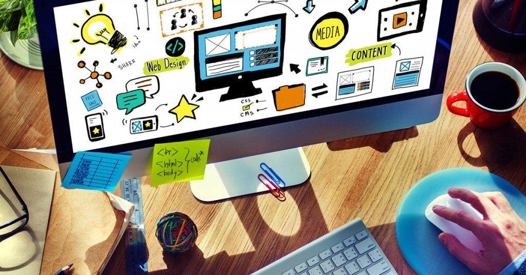 2017'de internet sitesi tasarım trendleri nasıl değişecek?