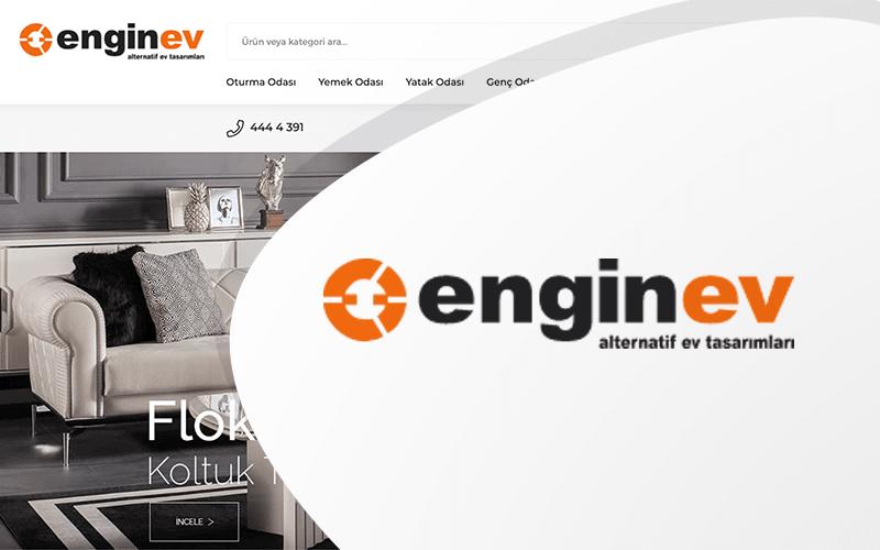 Engin Ev E-ticaret Sitesi