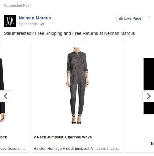 facebook-remarketing-example