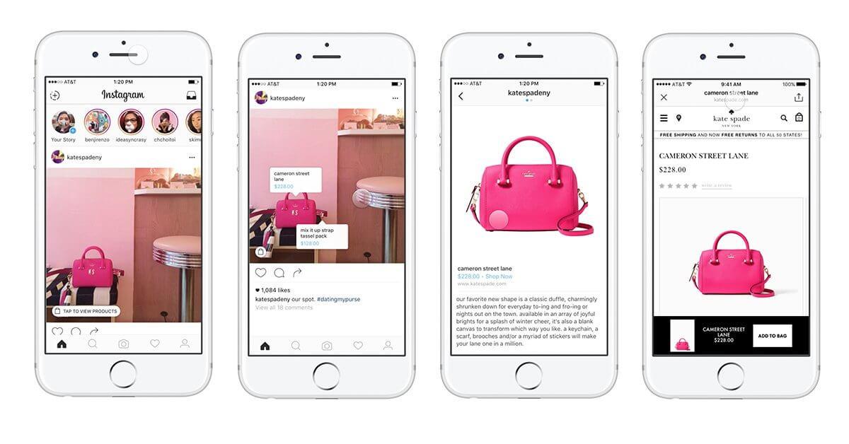 E-ticaret firmaları yakında Instagram üzerinden ürün satışı yapabilecekler