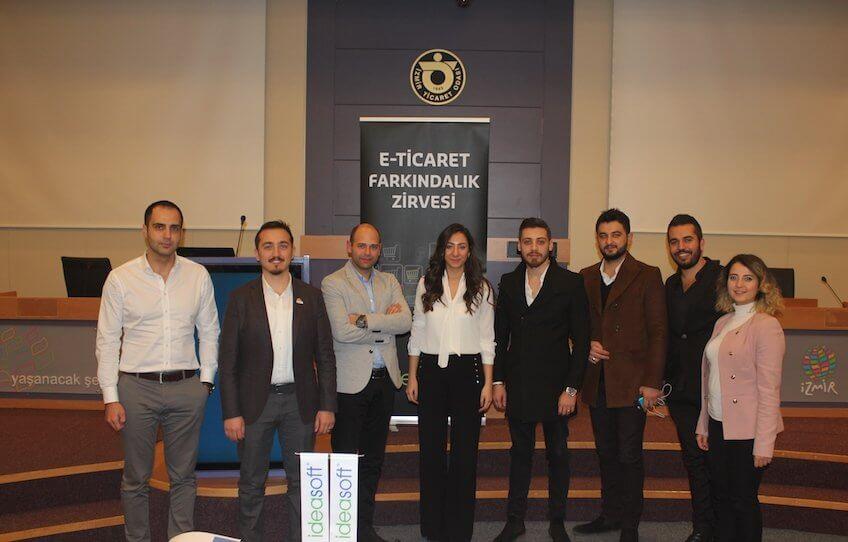 E-Ticaret Farkındalık Zirvelerinin ilki İzmir'deydi