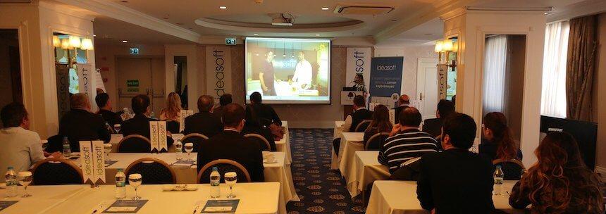 IdeaSoft Etkin Bayi Eğitimi'nin İkincisi İzmir'de Gerçekleşti