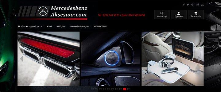 Mercedes Benz Aksesuar