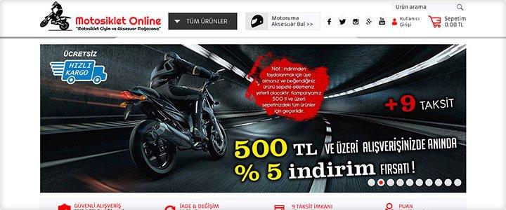 Motosiklet Online