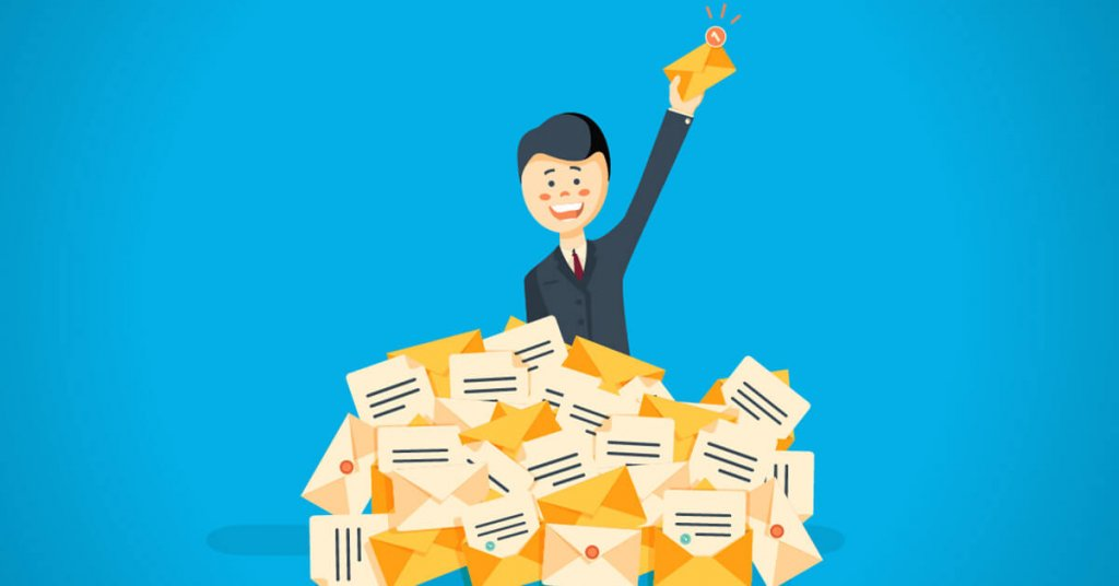 Satış sonrası e-posta pazarlama çalışmaları