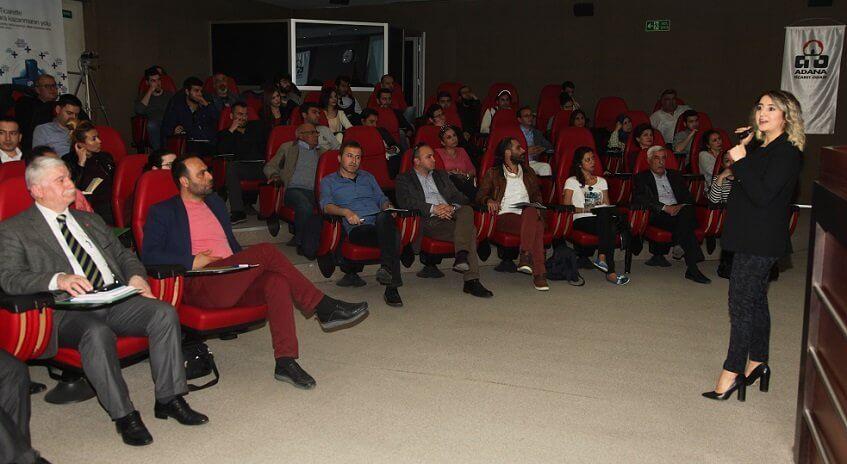 Adana Ticaret Odası Üyelerinden E-ticaret Farkındalık Zirvesi'ne Yoğun İlgi