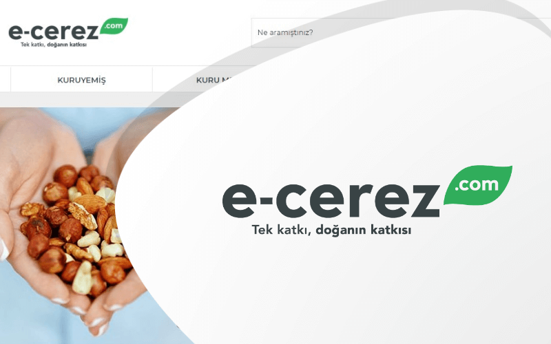 e-Çerez E-ticaret Sitesi