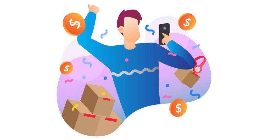 Dropshipping ve online pazar yerleri arasındaki farklar