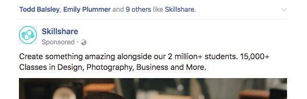 sosyal kanıt facebook reklami