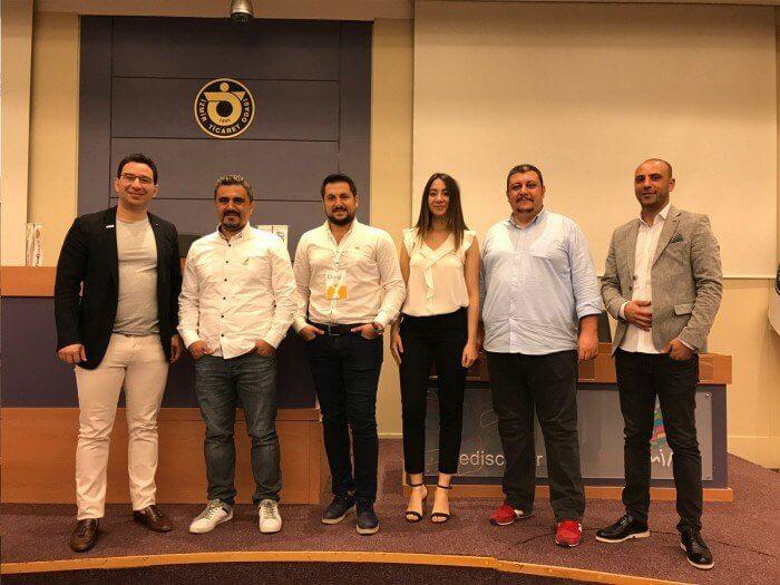 Google ile İzmir Ticaret Odasında Buluştu