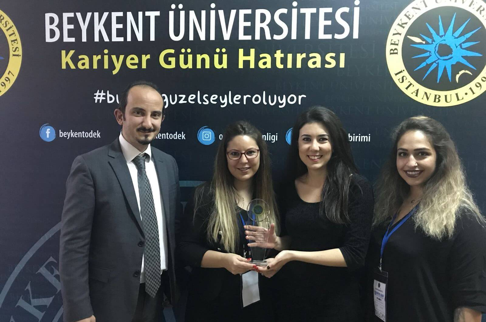IdeaSoft, Beykent Üniversitesi Kariyer Günleri'nde Öğrencilerle Buluştu