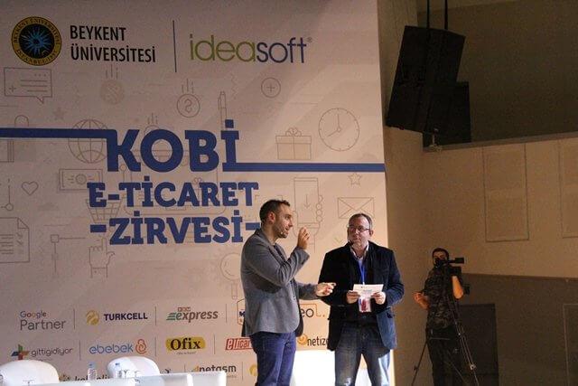 Türkiye'nin Kobilere yönelik ilk e-ticaret zirvesi gerçekleştirildi