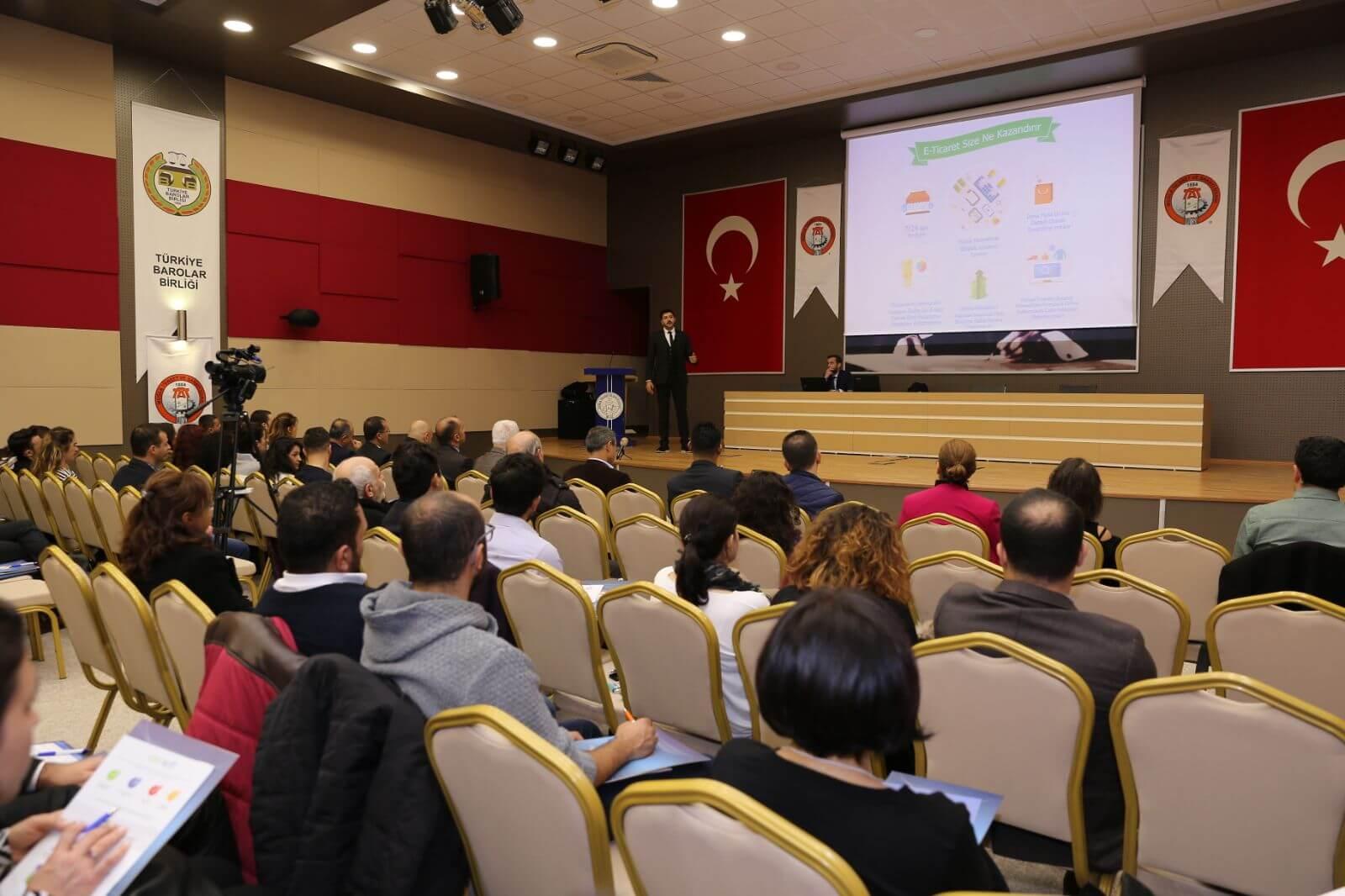Muğlalı KOBİ'ler E-Ticaret Farkındalık Zirvesi'nde Buluştu