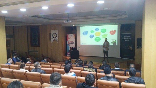 IdeaSoft ve PENMAB beraberliğinde düzenlenen e-ticaret seminerleri başladı
