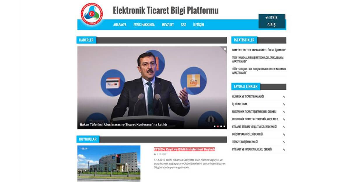 """""""ETBİS"""