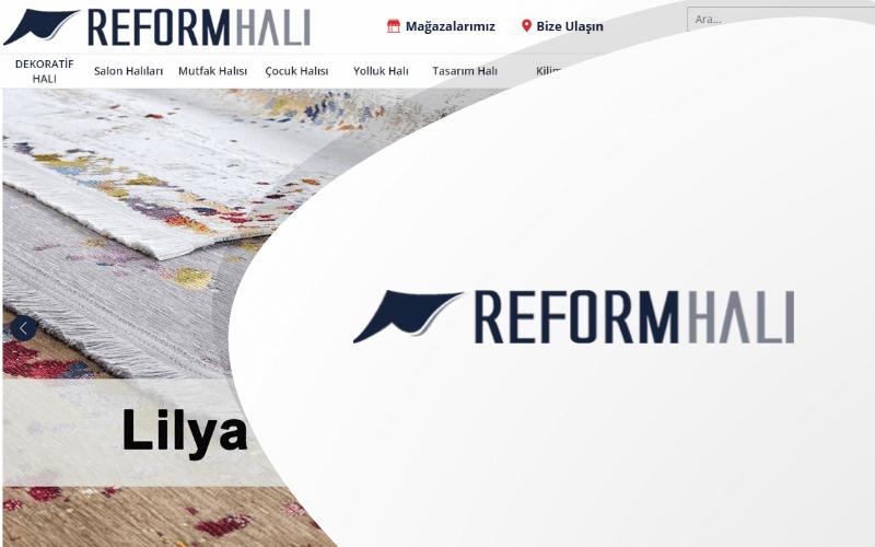 Reform Halı E-ticaret Sitesi