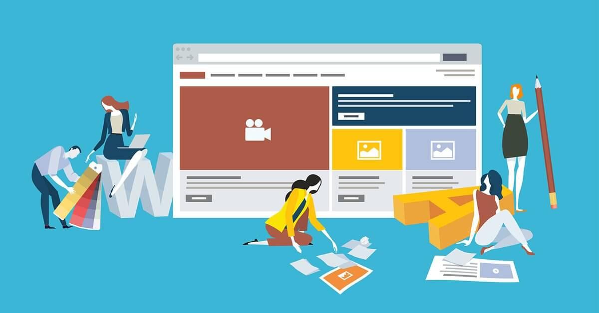 E-ticaret site tasarımlarında Flat Design kullanmanın avantajları nelerdir?