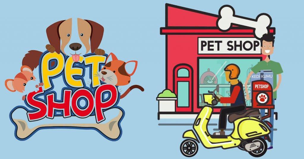 Online Petshop Açmak ve Petshop Ürünleri Satmak
