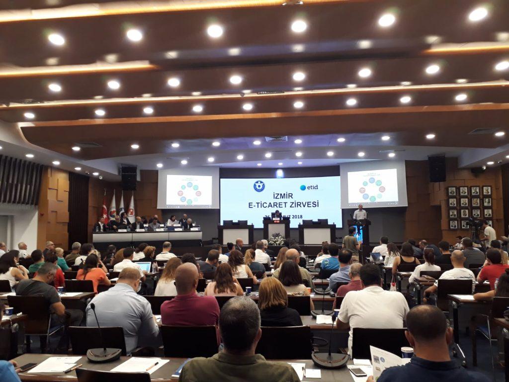 IdeaSoft, E-ticaret Zirvesi'nde İzmirliler ile Buluştu