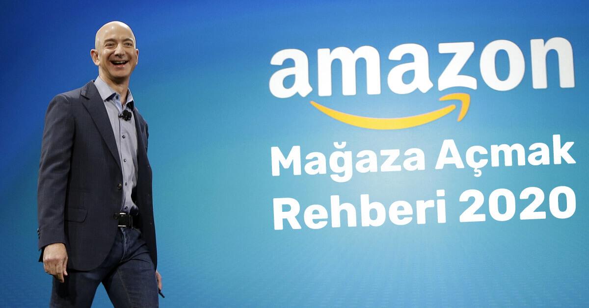 Amazonda Satış Yapmak için Mağaza Açma Rehberi 2020
