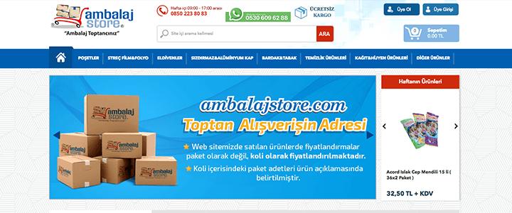 Ambalaj Store