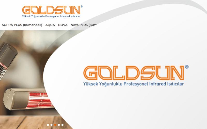 GoldSun E-ticaret Sitesi