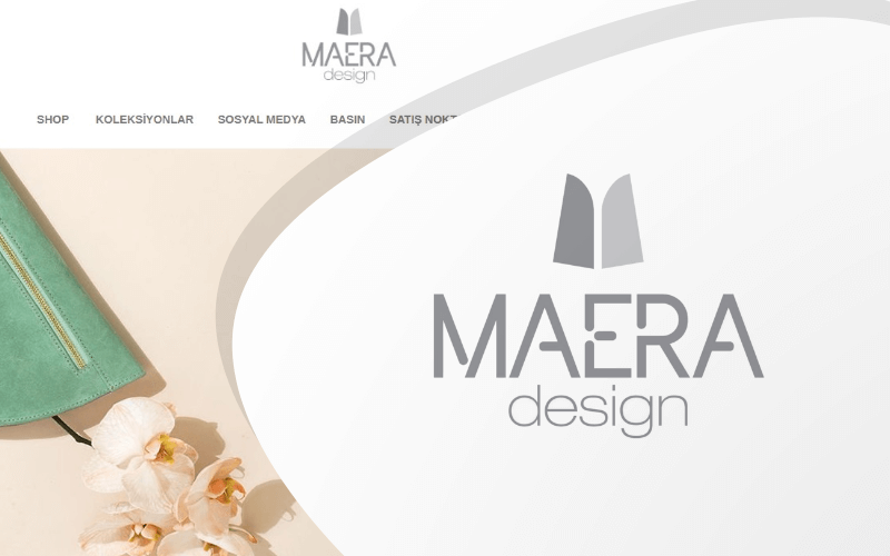 Maera Design E-ticaret Sitesi