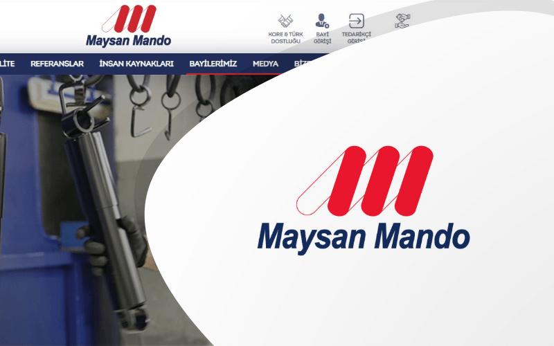 Maysan Mando E-ticaret Sitesi
