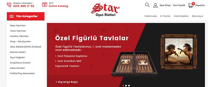Star Oyun Market